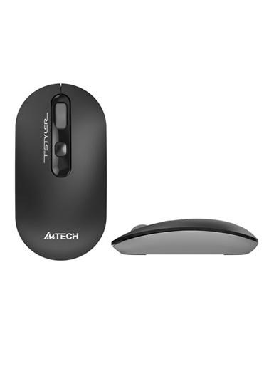 A4 TECH A4 Tech Fg20 Kablosuz 2000Dpi Optic Gri Mouse Renkli